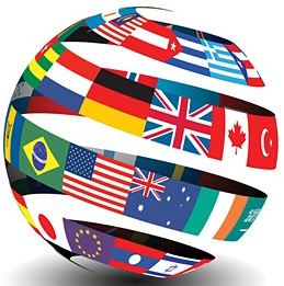Compression_Spring_International_Sales_and_Export_Services_flags_world